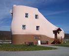 Haines Shoe House, Hallam, Pennsylvania, USA