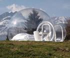 Bubble Tents by Stephane Dumas, France