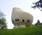 A Weird House, The Alps, France