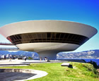 Museum of Contemporary Art, Niteroi, Brazil
