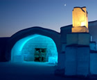 The Ice Hotel, Jukkasjarvi, Lapland, Sweden