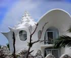 Conch Shell House, Isla Mujeres, Mexico
