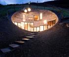 Hole House, Vals, Switzerland